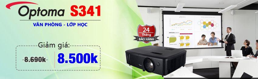 máy chiếu Optoma S341