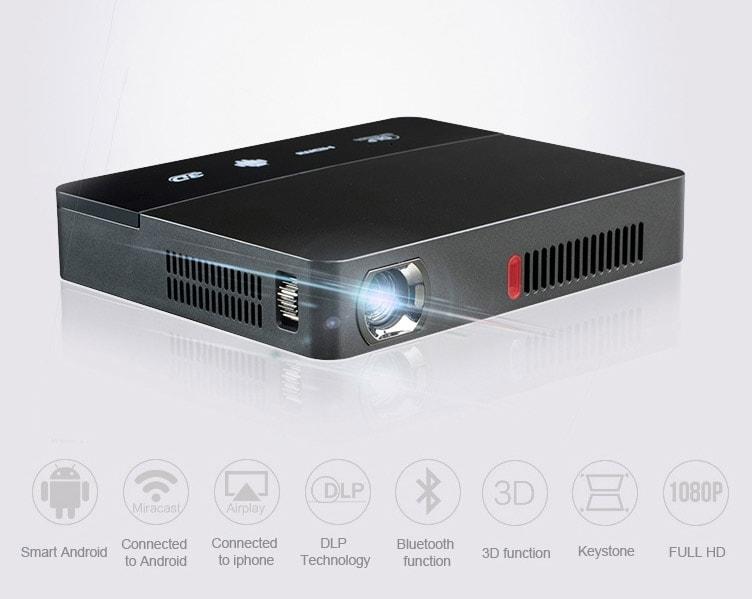 máy chiếu D1600