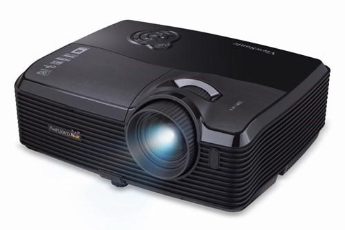 chiếu Viewsonic Full HD cho giải trí gia đình
