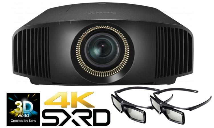 Máy chiếu 4K Sony VPL-VW520ES