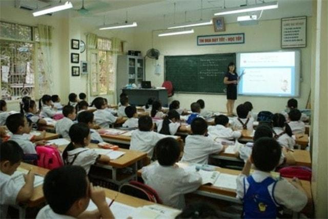 máy chiếu dành cho trường học