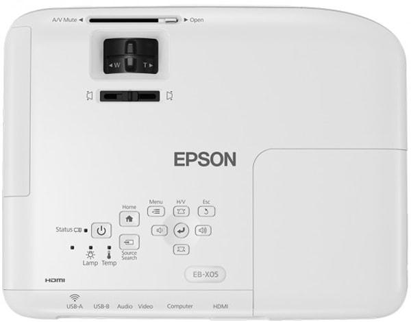 máy chiếu epson X05