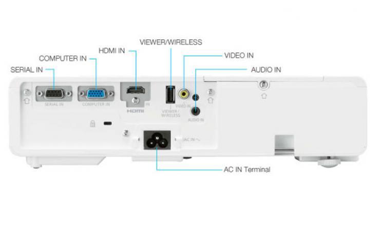 Máy chiếu Panasonic PT-SX320A - giá rẻ chính hãng 1
