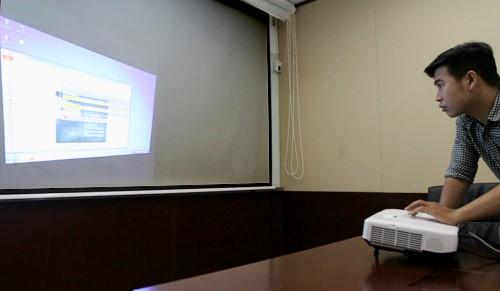 Máy chiếu Epson EB-1930 giải pháp mới cho doanh nghiệp.