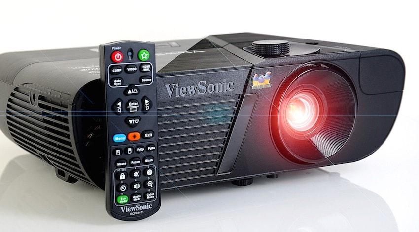 Những lý do để lựa chọn máy chiếu Viewsonic