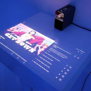 Sony giới thiệu Xperia Touch máy chiếu cảm ứng