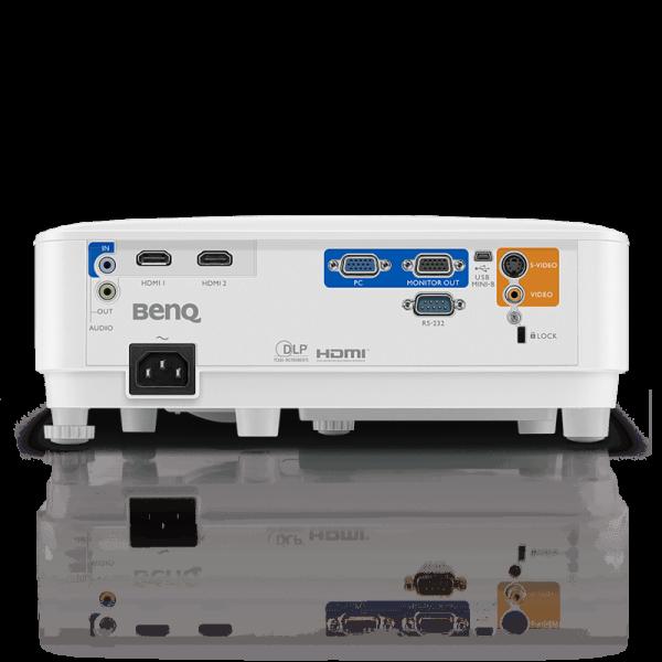 máy chiếu BenQ mx550 3