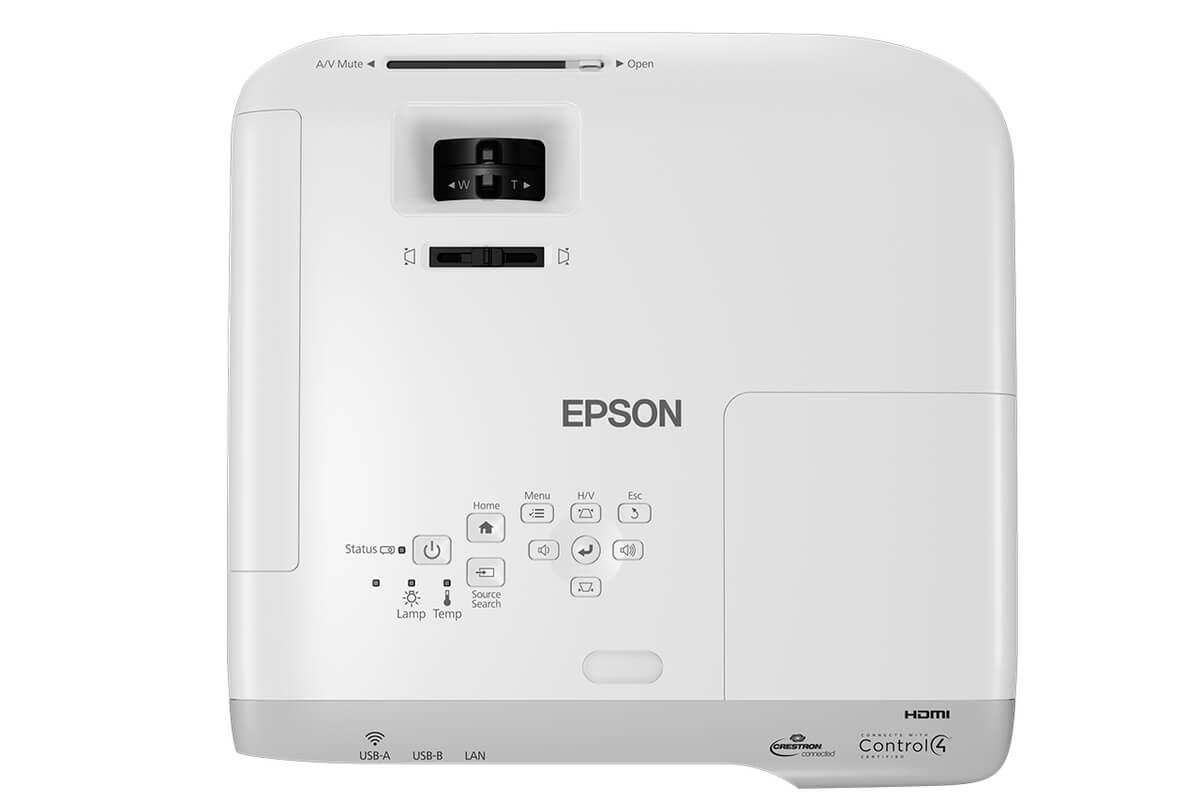 máy chiếu Epson EB-980W 1