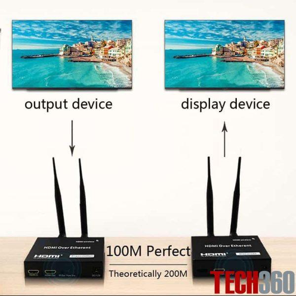 Bộ thu – phát HDMI không dây 200m