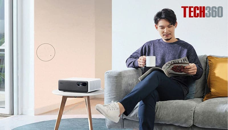 Máy chiếu Xiaomi Mijia ALPD3.0 laser