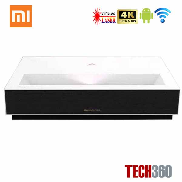 Máy chiếu Laser 4K Xiaomi Fengmi Cinema 2 siêu gần