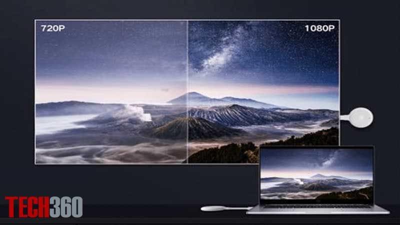 HDMI không dây Xiaomi Mijia Paipai