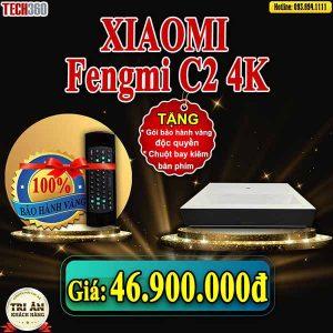 Máy chiếu Xiaomi Fengmi C2 4K siêu gần