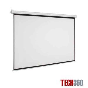 Màn chiếu treo tường 70 inch tỉ lệ 1:1